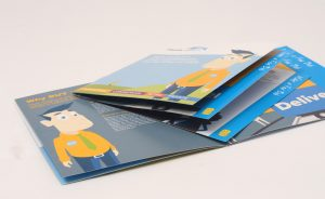 Education Sector Marketing Booklet Design